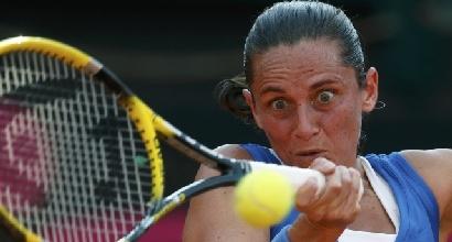 Roberta Vinci, foto Reuters
