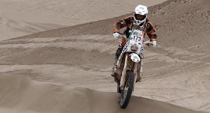Dakar 2014: il diario di Luca Viglio