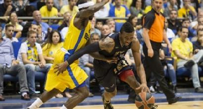 Maccabi-Olimpia, foto AFP