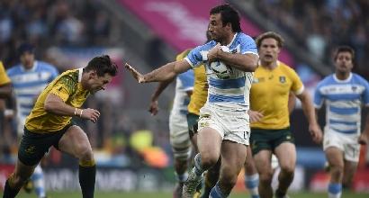 Rugby, Mondiali 2015: Australia in finale, l'Argentina si arrende