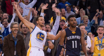 Nba: Warriors e Clippers calano il poker, Bargnani ancora ko