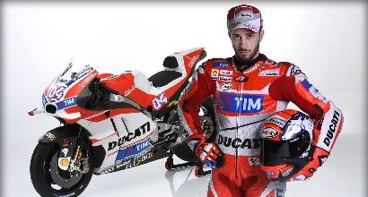 Ducati, svelata la Desmo16 GP di Iannone e Dovizioso