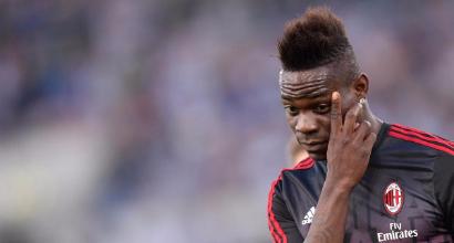 Balotelli, scaricato ufficialmente da Klopp e dal Liverpool