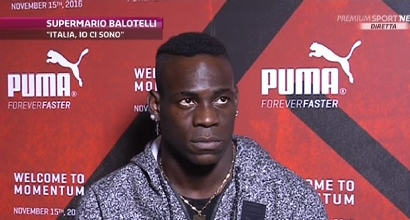 Balotelli rivela un retroscena: