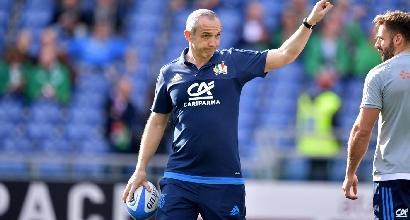 Rugby, Sei Nazioni 2017: Italia, ecco la formazione anti-Inghilterra