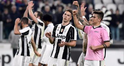Juventus: risultati super nel primo semestre