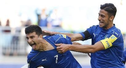 Mondiale Under 20, impresa Italia! Francia piegata 2-1