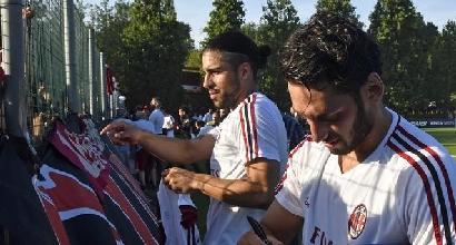 """Milan, Rodriguez: """"Venuto qua di corsa appena chiamato"""""""