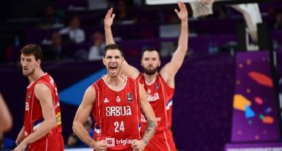 Europei di basket: sarà Serbia-Slovenia la finale