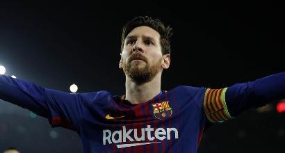 Sorteggi Champions, Messi e Ronaldo fanno paura