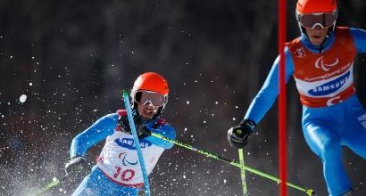 Paralimpiadi PyeongChang 2018, Bertagnolli vince il secondo oro