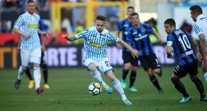 Serie A, Spal-Atalanta 1-1: a Cionek risponde De Roon su rigore