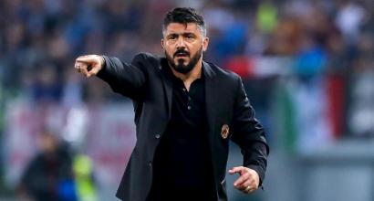 """Gattuso: """"Una sconfitta che brucia"""""""