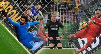Liverpool, chi al posto di Karius? Offerte per Donnarumma e Alisson
