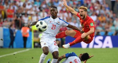 Belgio-Panama 3-0. Un lampo di Mertens illumina i Diavoli Rossi. Poi si scatena Lukaku