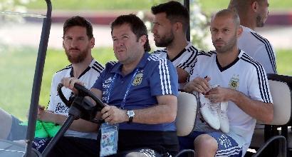 Argentina, bufera mondiale. I giocatori sfiduciano Sampaoli, la Federazione lo conferma