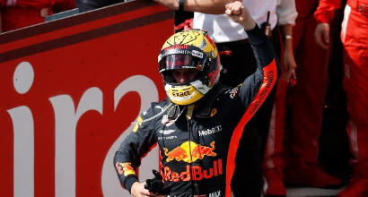 F1 Austria, Verstappen: