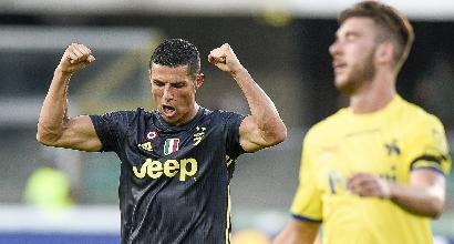 "Juve: Ronaldo, 144 giorni dopo, torna nel ""suo"" Stadium"