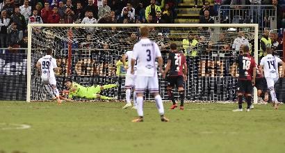Serie A, Cagliari-Samp 0-0
