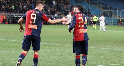 """Genoa: via alla petizione """"Restituiamo il gol a Piatek. Lui ringrazia su Instagram"""