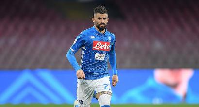 """Napoli, l'agente di Hysaj: """"Se è diventato quarta scelta, lo cedano"""""""