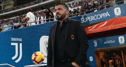 """Milan, Gattuso non digerisce l'arbitraggio: """"Se c'è il Var, usiamolo..."""""""