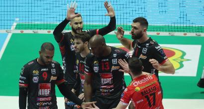 Volley, Coppa Italia: Perugia trionfa, Civitanova ko