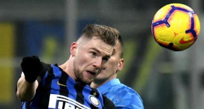 """Skriniar: """"Io come Hamsik. Lui 12 anni al Napoli, io all'Inter anche di più"""""""