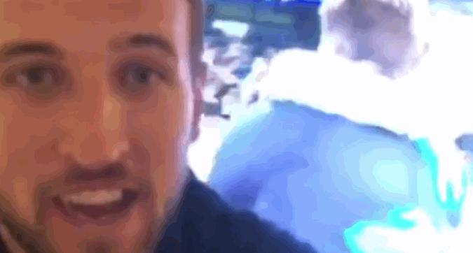"""Tottenham, tutta la gioia di Kane: """"I love you boys"""""""
