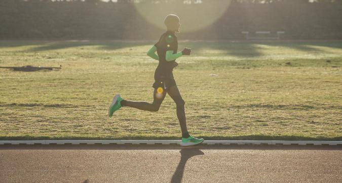 Maratona Londra, Mo Farah a caccia del record con le nuove Nike