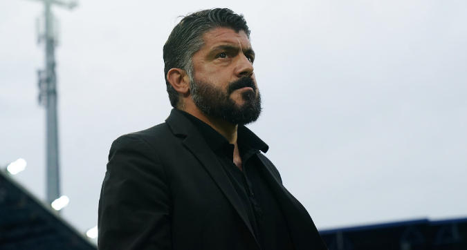 """Milan, Gattuso: """"Dopo i fatti nel derby abbiamo perso l'anima... e la Champions"""""""