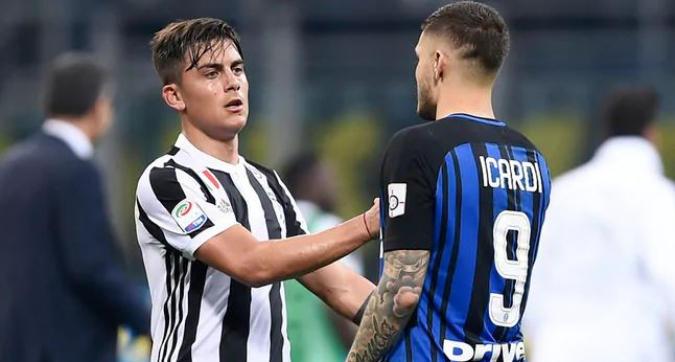 Inter e Juventus al lavoro, lo scambio Icardi-Dybala torna di moda