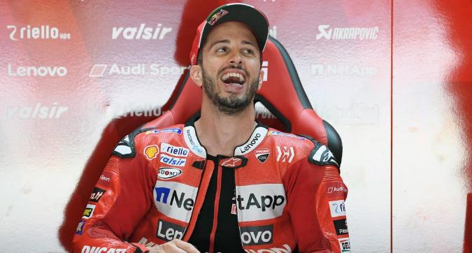 """MotoGP Catalogna, Dovizioso: """"Soddisfatto della qualifica, la gara resta un'incognita"""""""