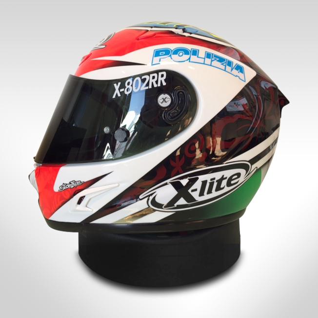 MotoGP, Petrucci: casco pro terremotati