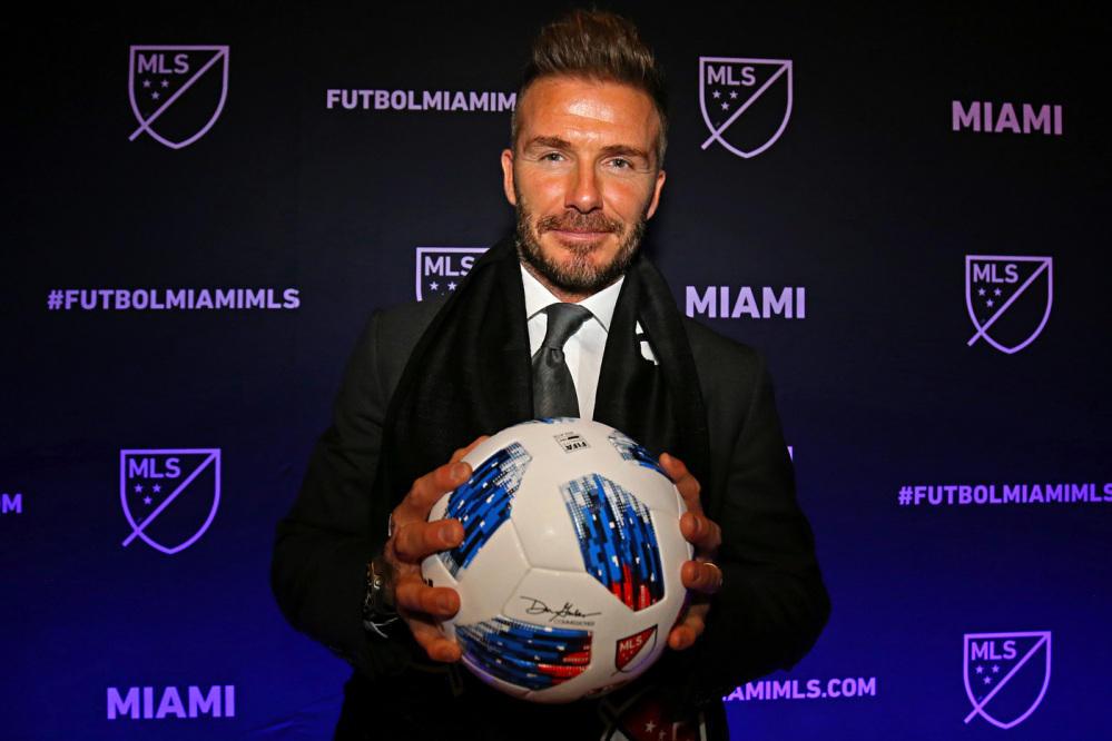 Mls, ufficiale: ci sarà la squadra di proprietà di Beckham