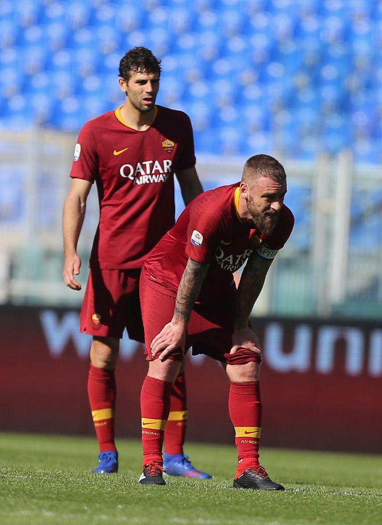 Roma 55 punti (-9 rispetto al 2017/18)