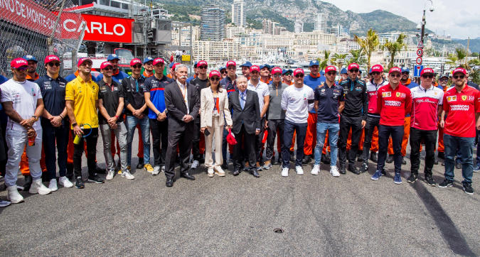 F1, il Circus ricorda Lauda