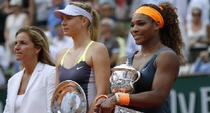 Serena Williams, Afp