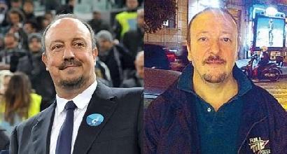Benitez e Sergio Vulcano