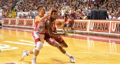 Basket, playoff Serie A: ruggito Venezia, Reggio Emilia piegata