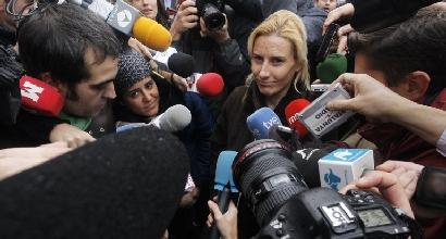 Marta Dominguez, AFP