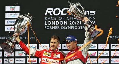 Sebastian Vettel ROC, Facebook