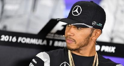 """F1, Hamilton: """"Rosberg? Tra noi nessun ordine di scuderia"""""""