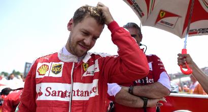 "Ferrari, Vettel: ""Hockenheim è casa mia, saremo competitivi"""