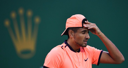 Nick Kyrgios (Afp)