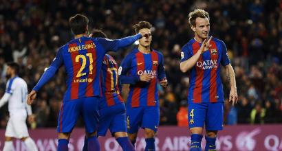 Barcellona-Rakitic, è crisi nera