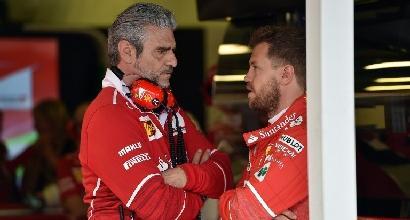 """Ferrari, Arrivabene: """"Niente distrazioni"""""""