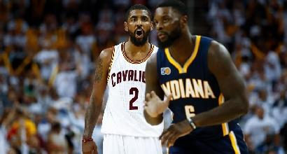 Basket, playoff Nba: Cavaliers e Spurs volano sul 2-0