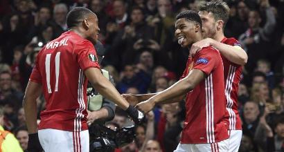 Europa League, semifinali: il Manchester United pesca il Celta Vigo