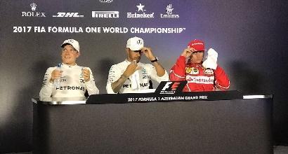 """F1, Hamilton: """"Il giro più entusiasmante dell'anno"""""""